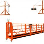 zlp suspended access platform / high rise window cleaning / gondola lift